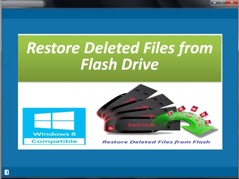 Windows 7 Restore Deleted Files from Flash Drive 4.0.0.32 full